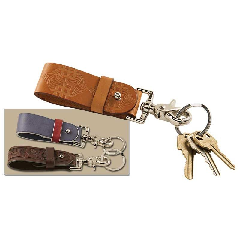 Leather Key Chain Kit