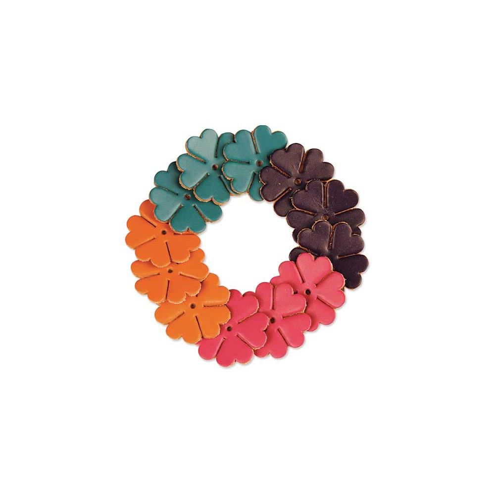 Flower Shapes 12 Pack