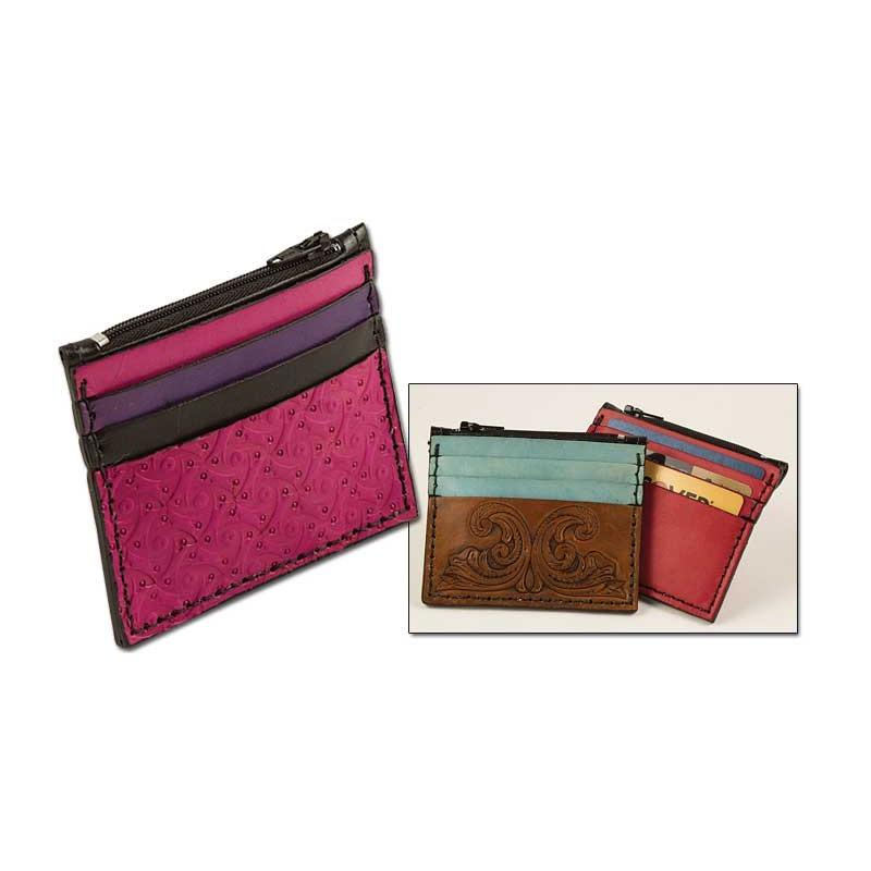 Zip Card Case Kit