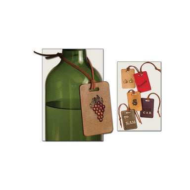 Wine Gift Tags 6 Pack