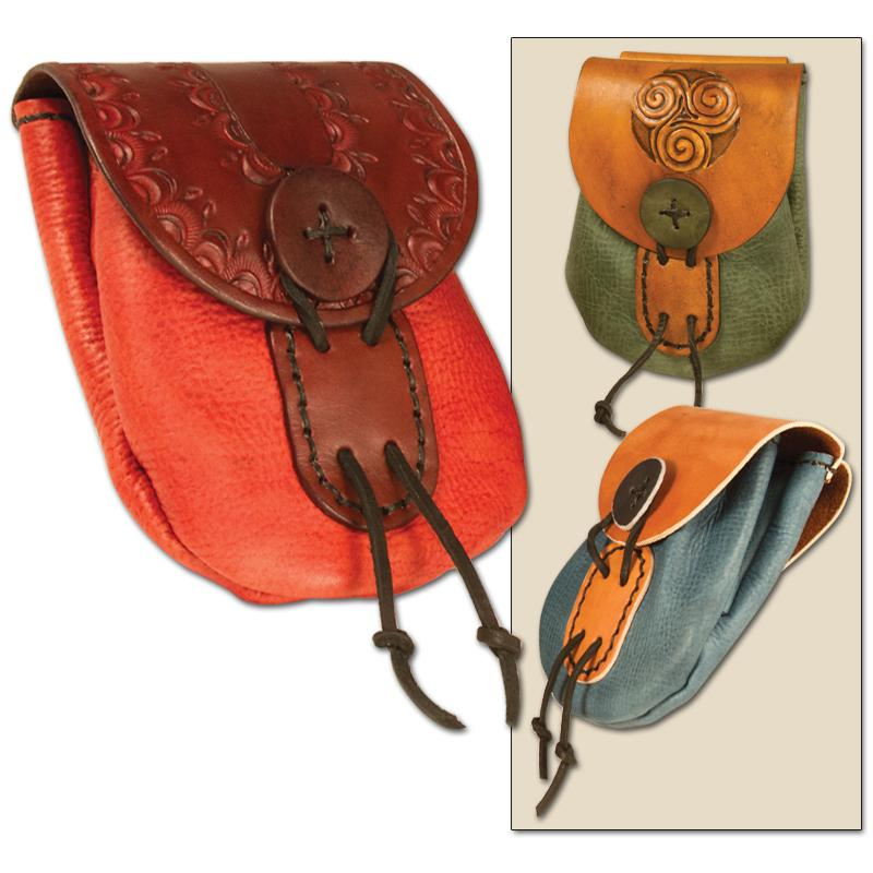 Winsor Leather Belt Bag Kit