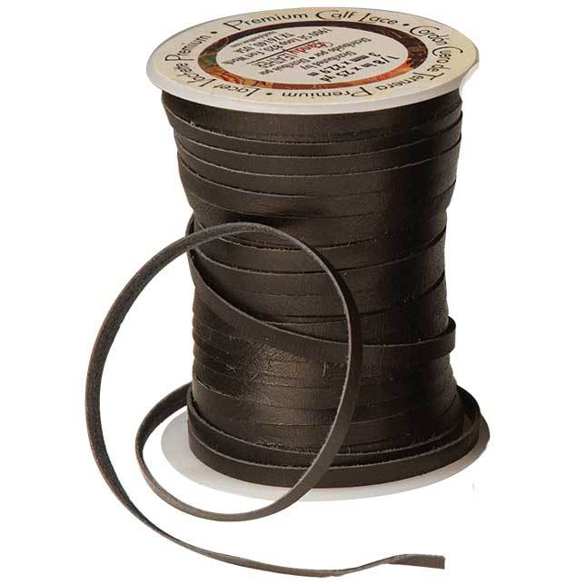 Premium Calf Lace 25 Yard (22.9 m) Spool
