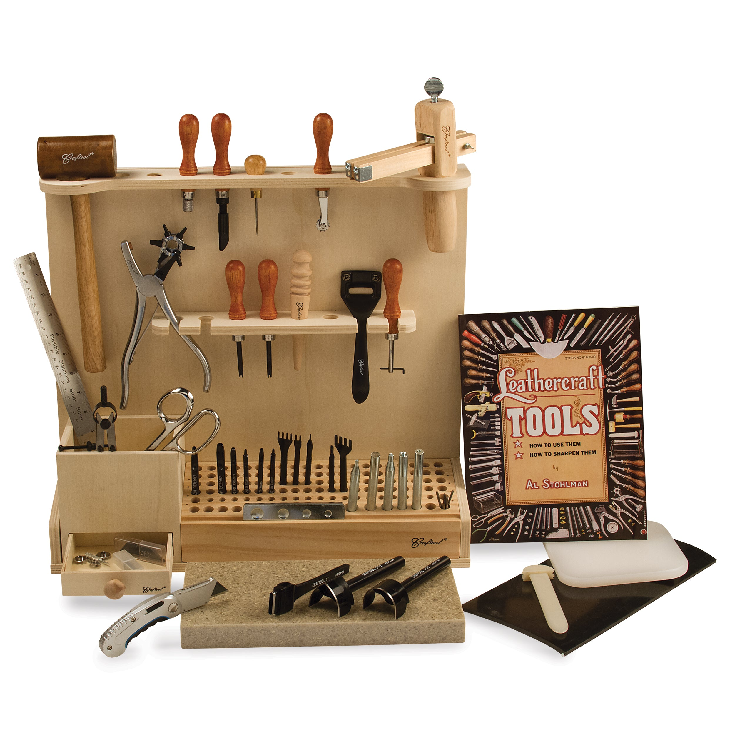 Craftool® Leathercraft Workshop Set