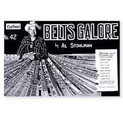 Belts Galore Book