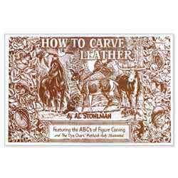 How To Carve Leather Book