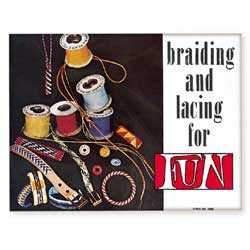 Braiding & Lacing For Fun Book