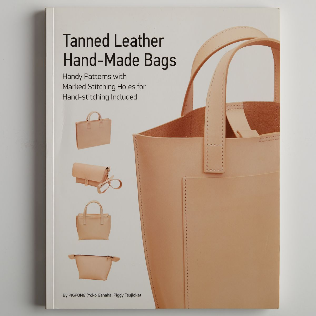 Tanned Leather Handmade Bags