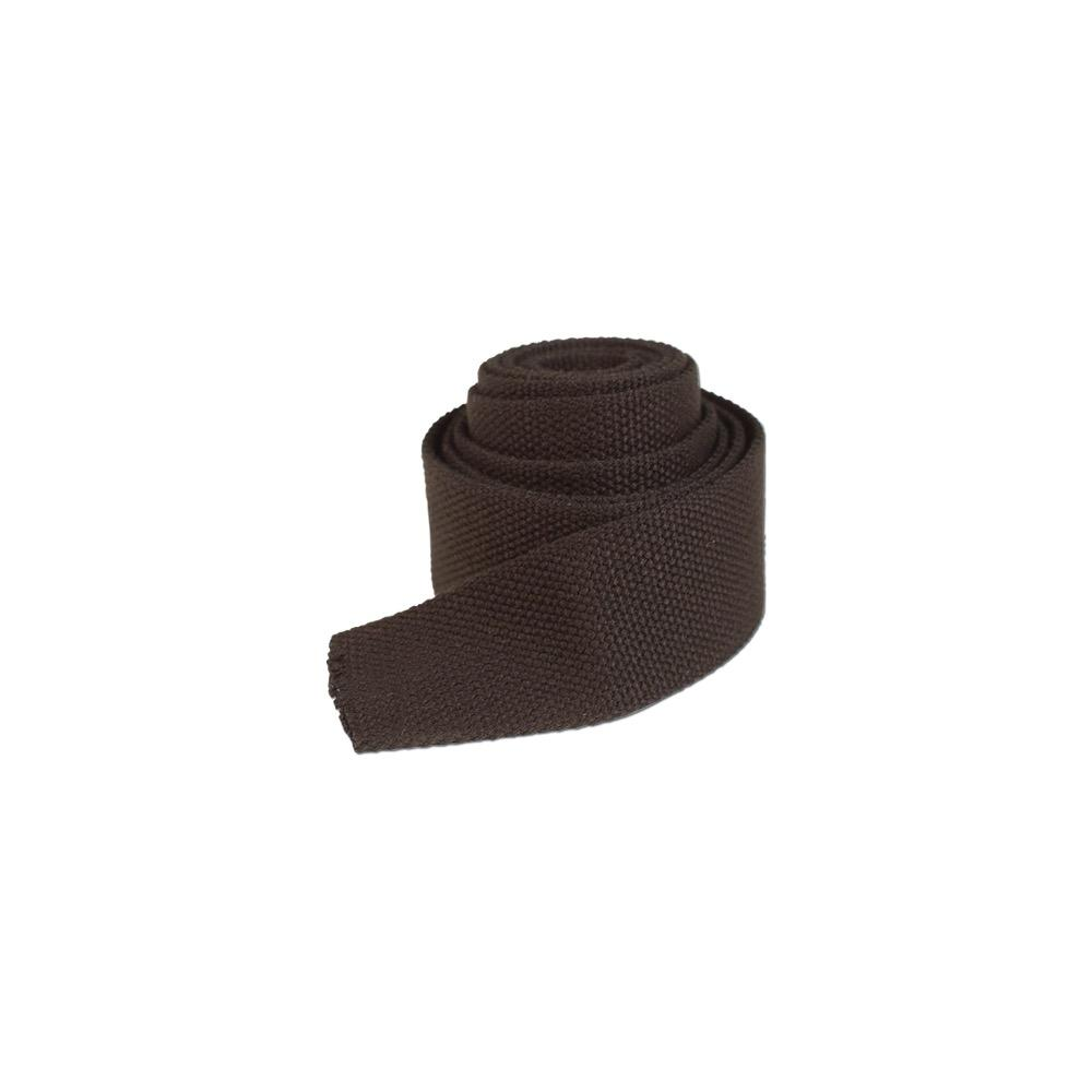 "Webbing Strap 1-1/2"" (38 mm) Black"