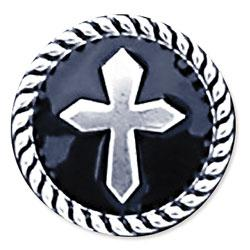 Epoxy Cross Conchos