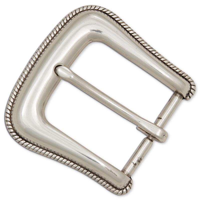 Roped Edged Buckle 1-1/2""