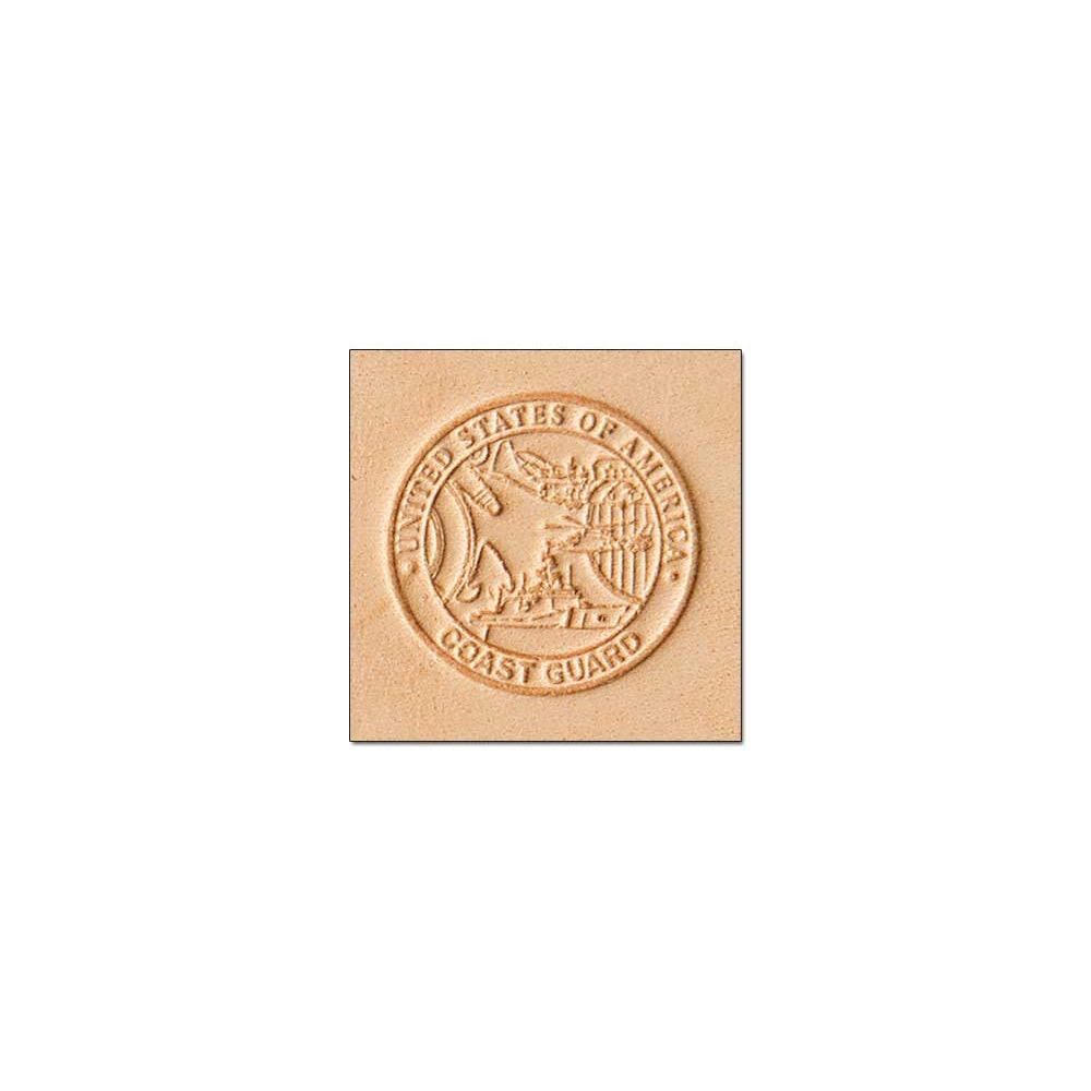 Coast Guard Craftool® 3-D Stamp