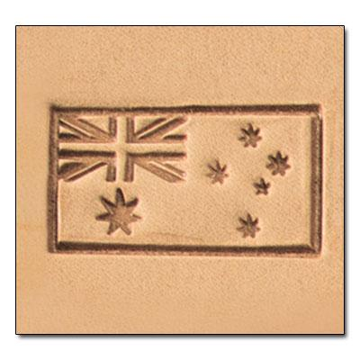 Craftool® 3-D Stamp Australia Flag