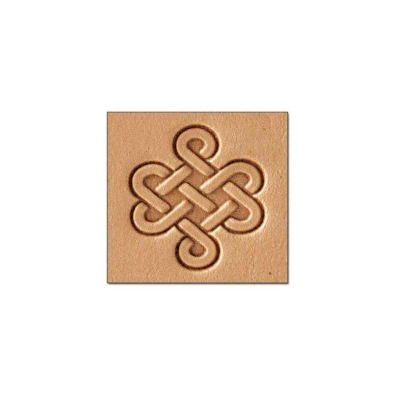 Craftool® 3-D Stamp Celtic Knot