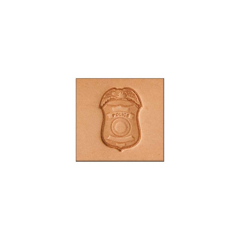 Police Craftool® 3-D Stamp