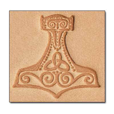 Craftool® 3-D Stamp Mjolnir