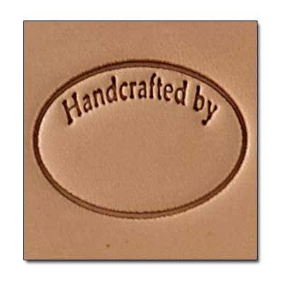 Craftool® 3-D Stamp Handcrafted