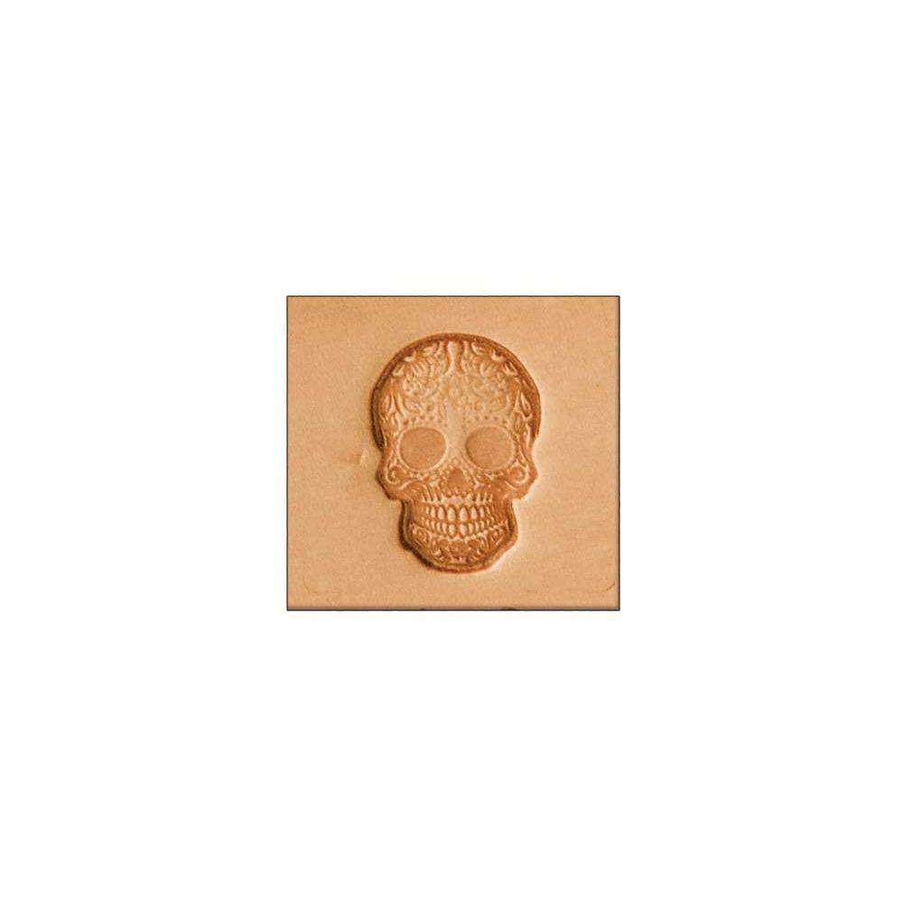 Sugar Skull Craftool® 3-D Stamp
