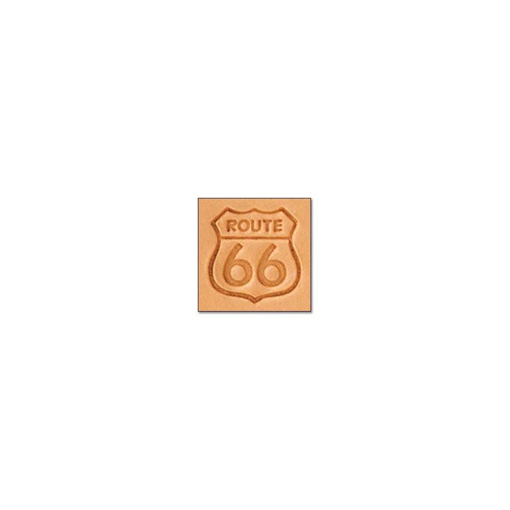Craftool® Mini 2-D Stamp Route 66