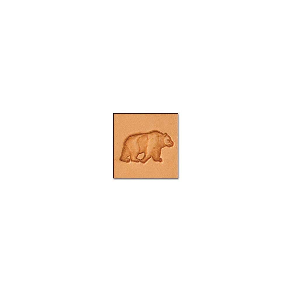 Craftool® Mini 3-D Stamp Bear