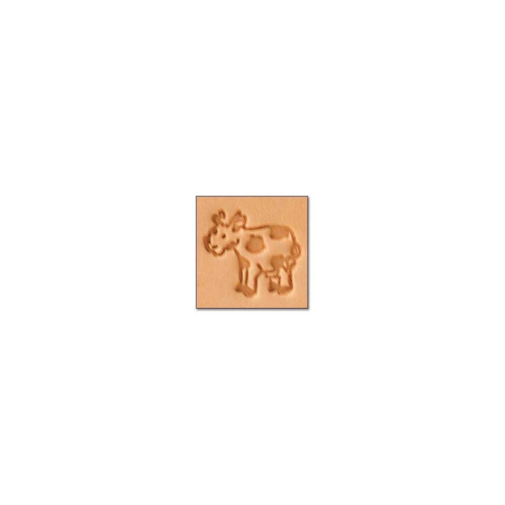 Craftool® Mini 2-D Stamp Cow