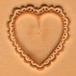 Heart Craftool® 3-D Stamp