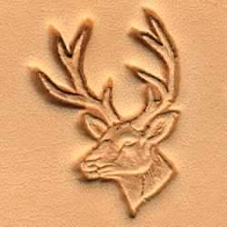 Whitetail Deer Craftool® 3-D Stamp