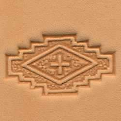 Stepped Square Craftool® 3-D Stamp