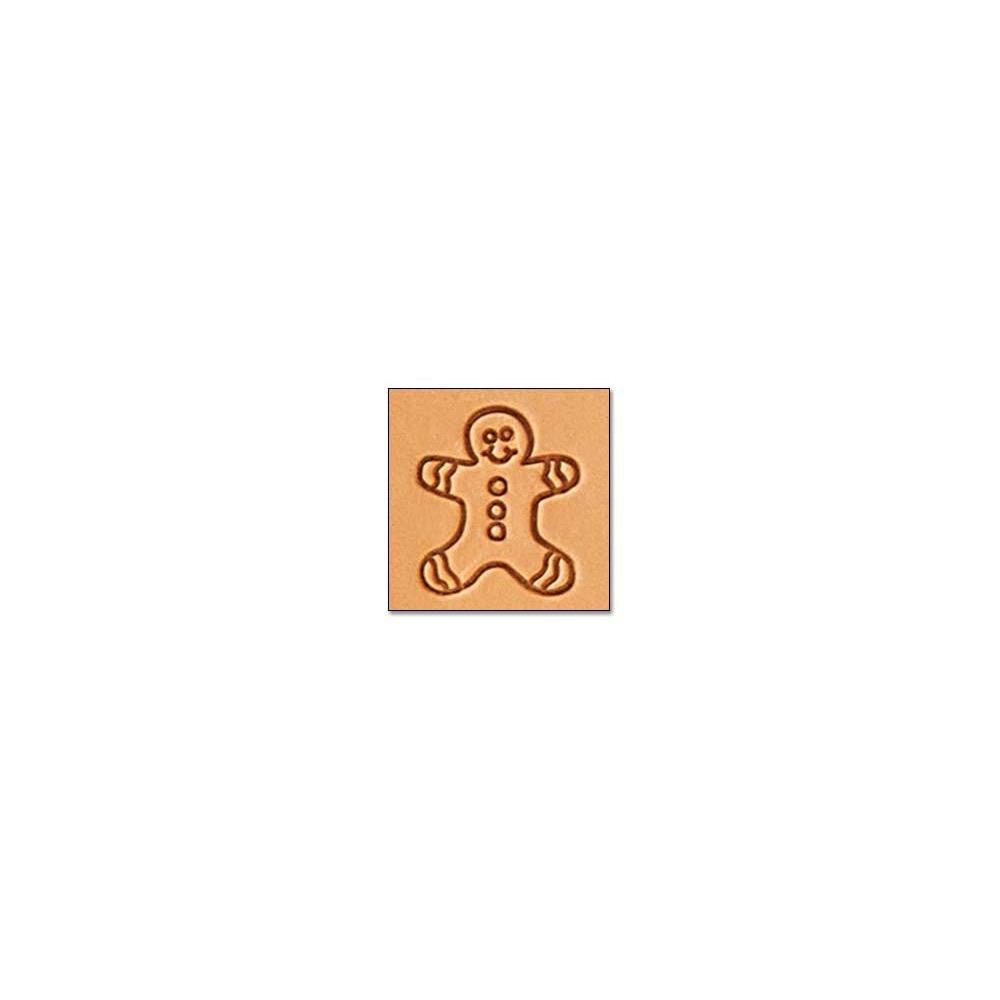 Craftool® Mini 2-D Stamp Gingerbread