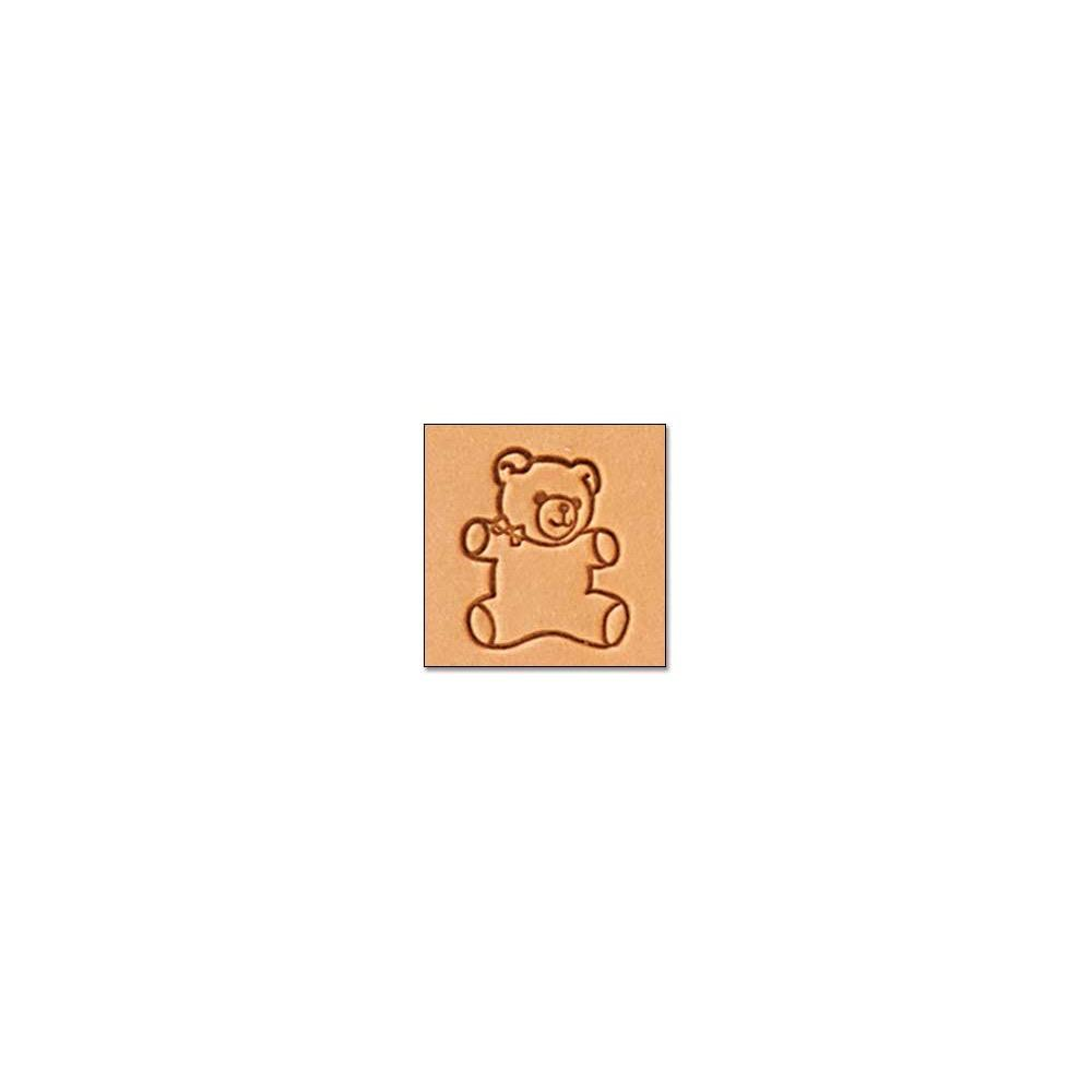 Craftool® Mini 2-D Stamp Teddybear