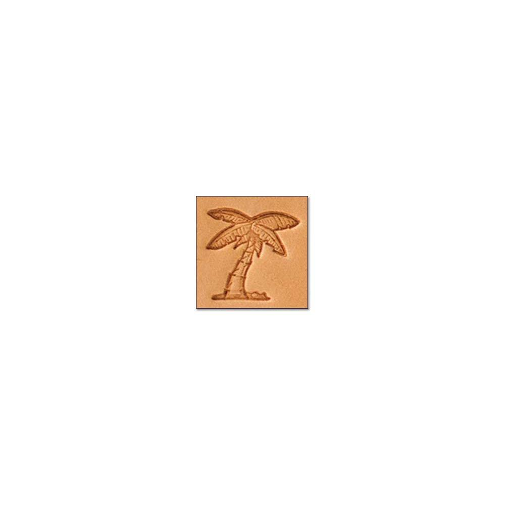 Craftool® Mini 2-D Stamp Palm Tree
