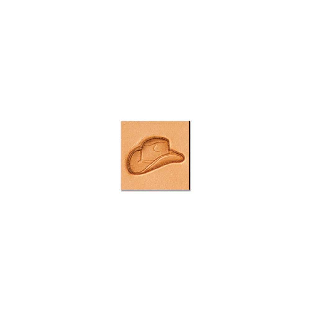 Craftool® Mini 2-D Stamp Cowboy Hat