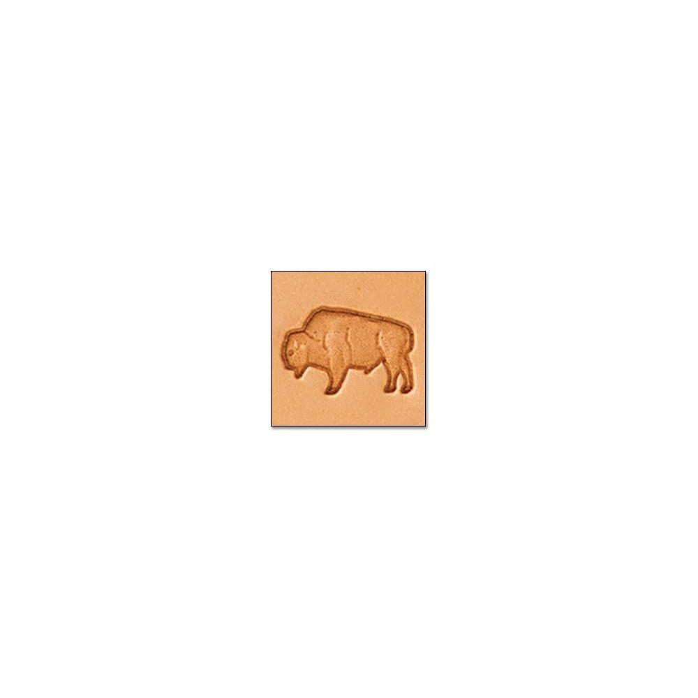 Craftool® Mini 3-D Stamp Bison