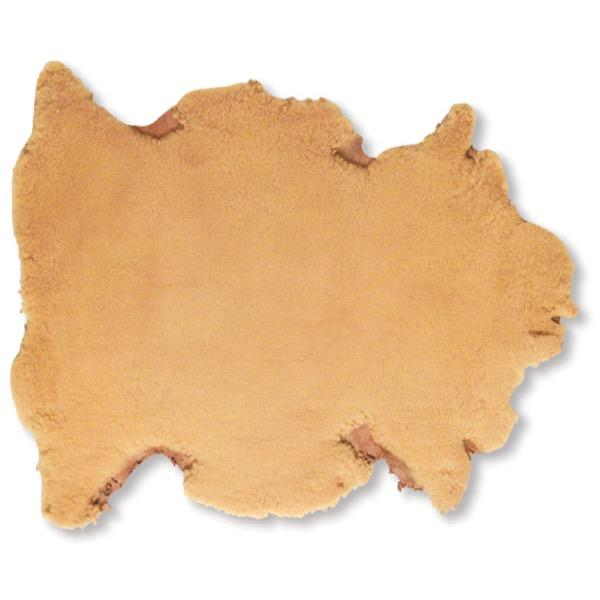 Bark Tanned Shearling