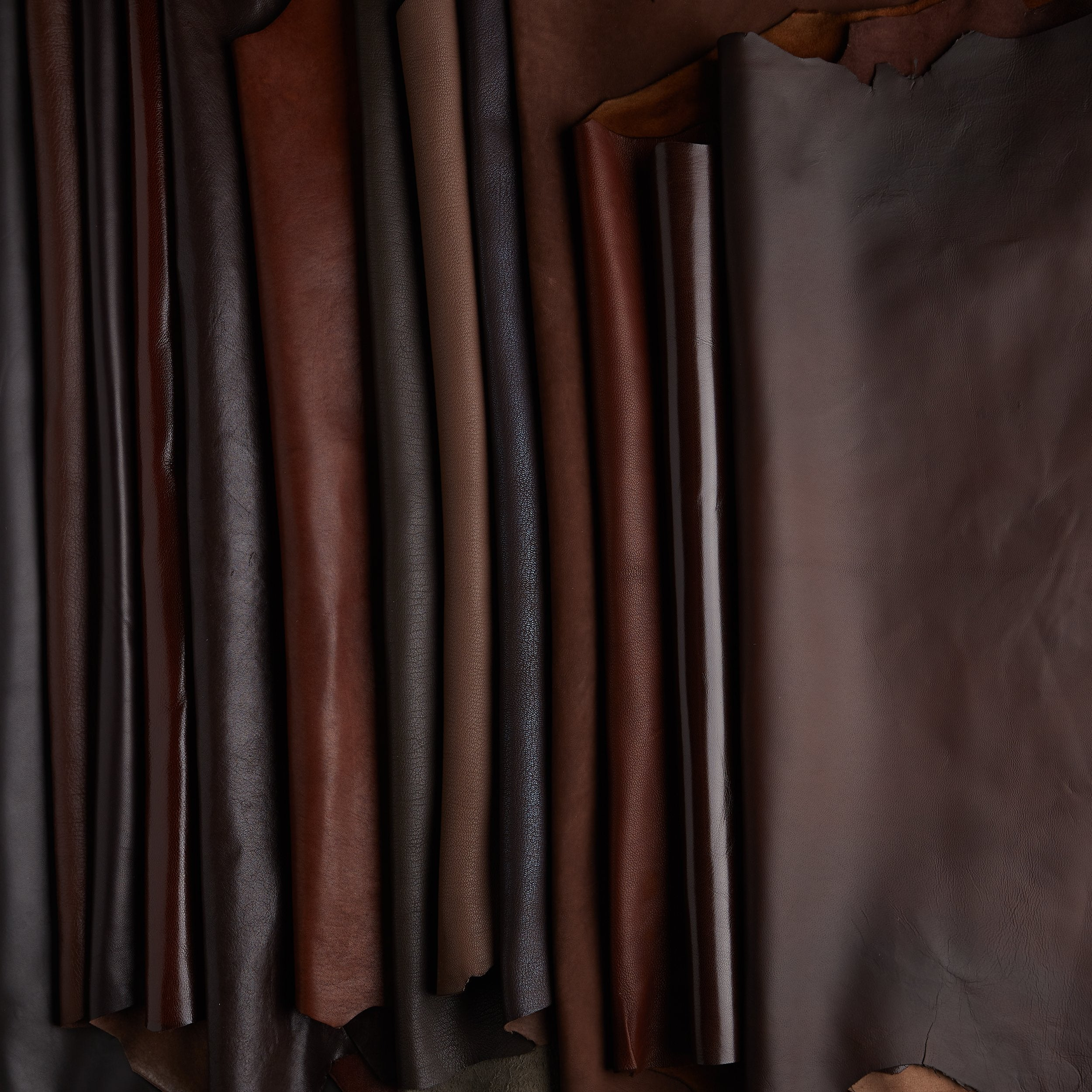 Designer Leather Skins - Small-assorted