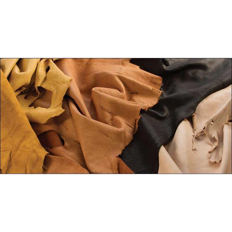 North American Economy Deerskin Assorted Colors