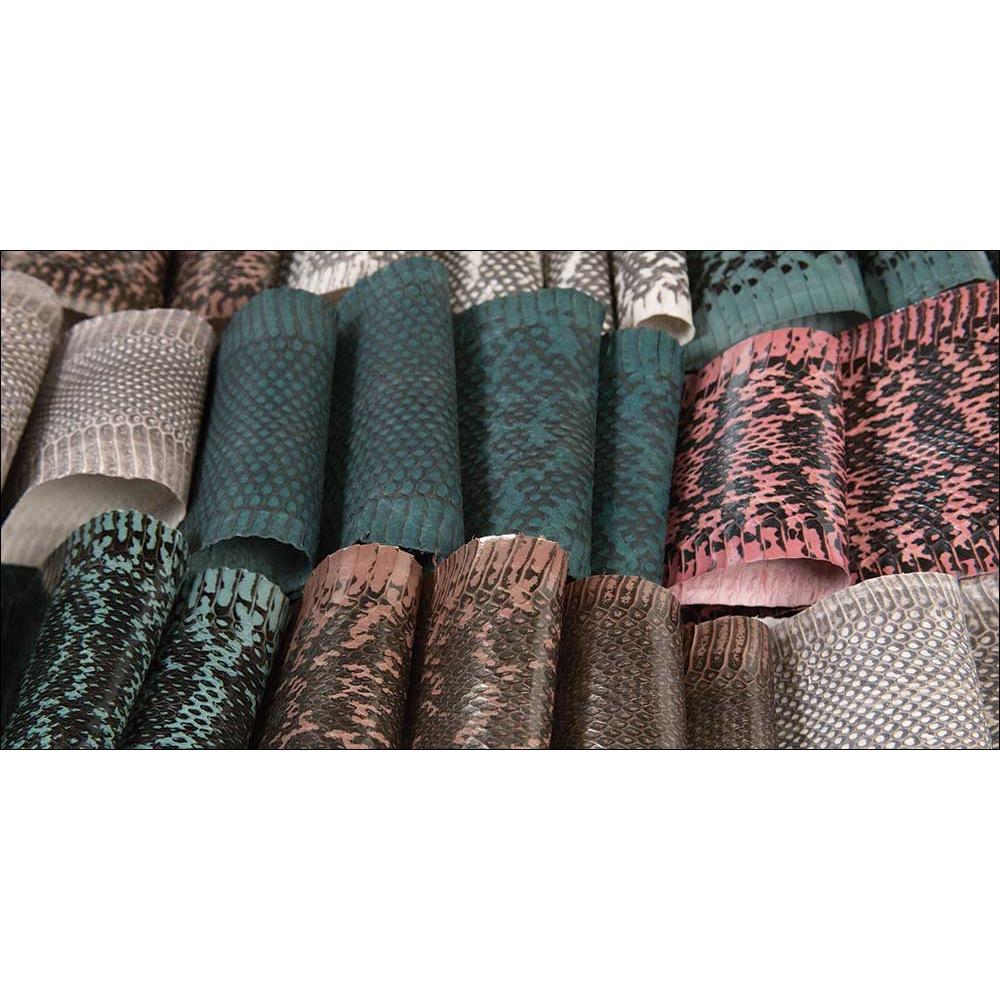 Guenther Snake Skin Assorted Colors