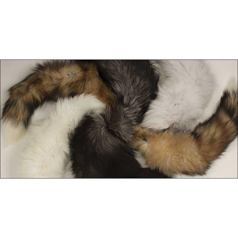 Fox Tails Assorted