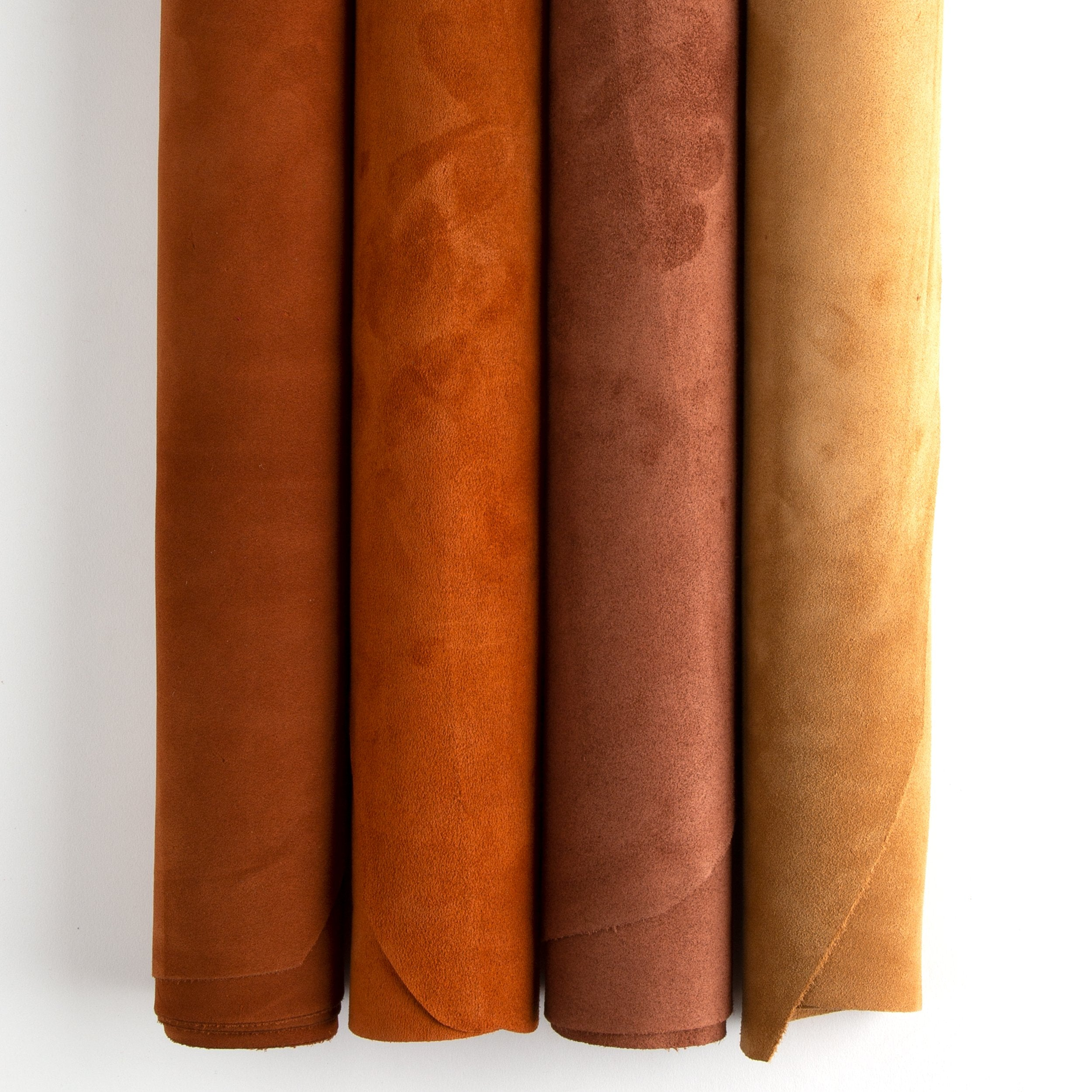 Utility Sueded Small Double Butts - Assorted Earth Tones