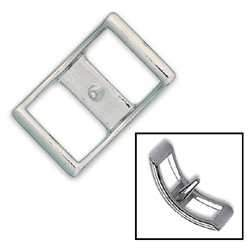 Conway Buckles-Nickel Plated