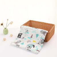 Organic Cotton Muslin Swaddle Blanket baby Gauze