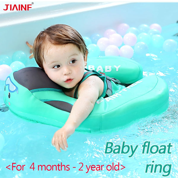 For 4 - 24 months Baby float Swimming Ring