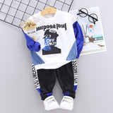 Fashion Toddler Boys Clothes