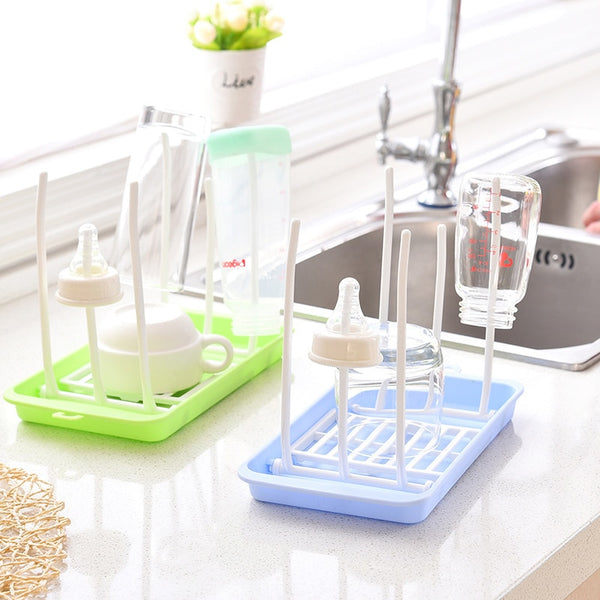 Baby Bottle Drying Rack 3 Colors