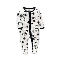2019 New Baby Girl Boys Knitted Romper Newborn Jumpsuit