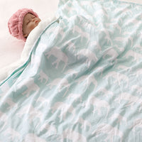 Warm Baby Blanket Soft Baby Sleeping Bag