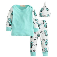 Spring autumn 0 - 1 - 2 years old male child Fashion Set 2019