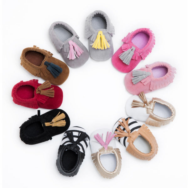 Spring Newborn Baby Girls Boys Shoes