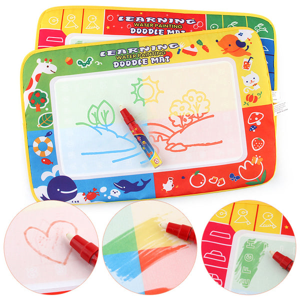 45*29cm  Baby Kids Add Water with Magic Pen
