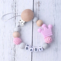 Silicone High Quality Baby Pacifier Clips