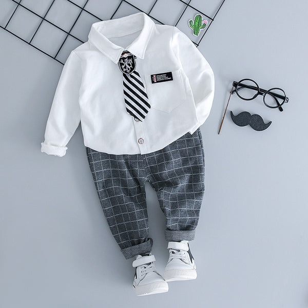 Baby Boy Clothes For Children Fashion Suit Newborn Clothes Set